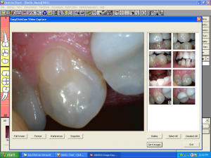 Integrates with Dentrix